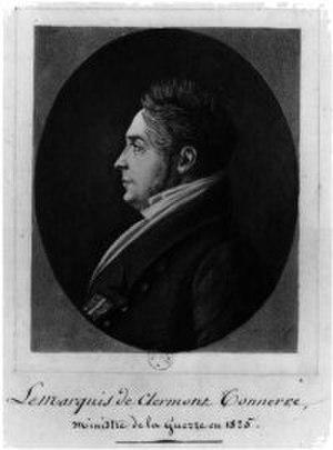 Aimé, duc de Clermont-Tonnerre - Aimé de Clermont-Tonnerre
