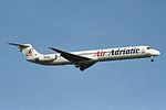 Air Adriatic McDonnell Douglas MD-82 (DC-9-82) 9A-CBC (26785152696).jpg