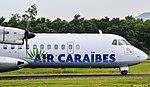 Air Caraïbes ATR 42 at Martinique Aimé Césaire International Airport.jpg