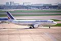 Air France Airbus A320; F-GKXA@LHR;13.04.1996 (5216894561).jpg