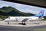 Air Rarotonga Saab 340 E5-EFS GZ616 RAR-AIT (Aitutaki) (26601091471).jpg