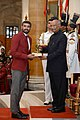 Ajay Thakur Receiving Arjun Award 2019.jpg