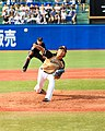 Akihiro Hakumura Nippon Ham Fighters (35258339821).jpg
