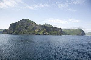 Akutan Island - Akutan Island