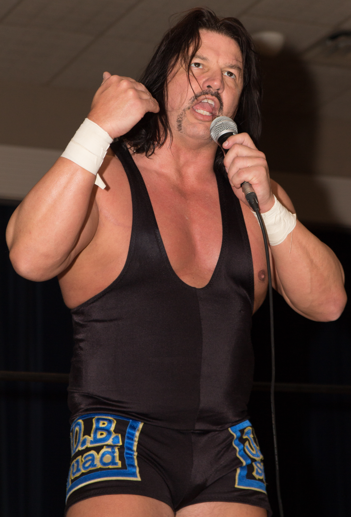 Biggest cock in pro wrestling