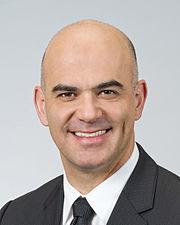 Alain Berset 2013