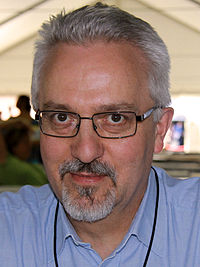 Alan Hollinghurst at the 2011 Texas Book Festival
