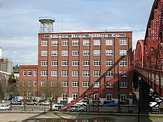 Albers Brothers Milling Company