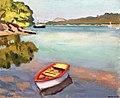 Albert Marquet, 1939 - Barque à Porquerolles.jpg