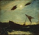 Albert Pinkham Ryder - Moonlight - 1909.10.2 - Smithsonian American Art Museum.jpg