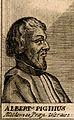 Albertus Pighius. Line engraving, 1688. Wellcome V0004667.jpg