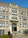 James Alcorn School