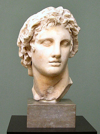 Western culture - Alexander the Great