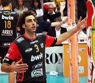 Alessandro Fei (volleyball) - Image: Alessandro Fei