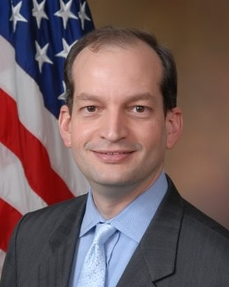 Alexander Acosta - Acosta during his tenure as U.S. Attorney