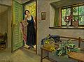 Alexander Demetrius Goltz - Die Besucherin 1919.jpg