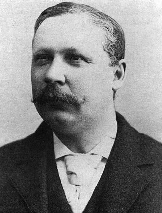 Alexander Cameron Rutherford - Rutherford around the time of his move west
