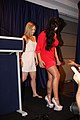 Alexis Texas & Nina Mercedez at Sexpo in Sydney, Australia.jpg