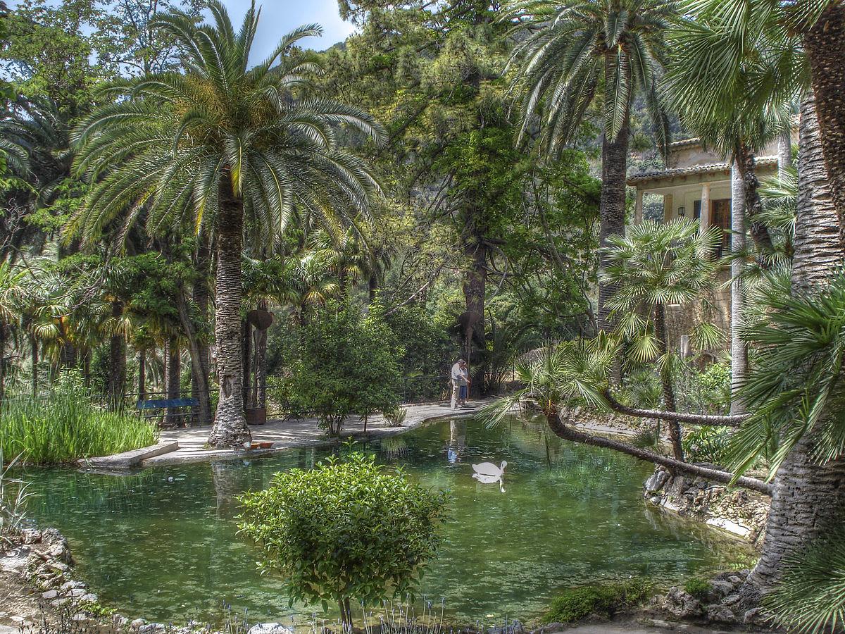 jardines de alfabia wikipedia la enciclopedia libre