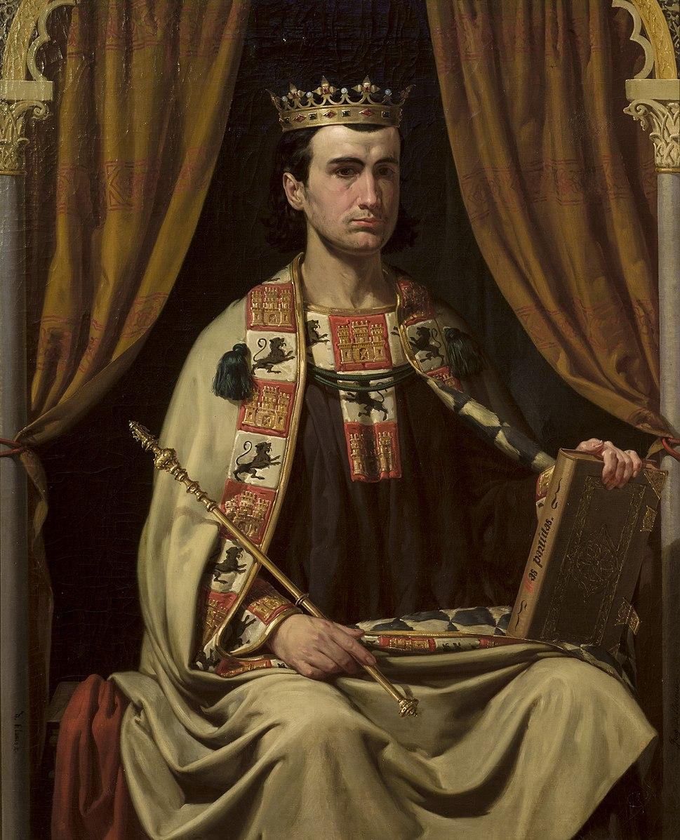 Alfonso X el Sabio (Ayuntamiento de Sevilla)