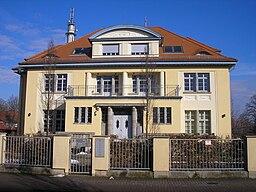 Alfred-Hess-Straße in Erfurt