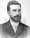 Alfredo Branas Menendez (1859-1900). Writer and ideologue of Galician regionalism. Engraving by Thomas Pijoliu in The Catalan Illustration, 1882.JPG