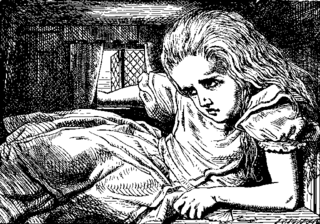 Alice in Wonderland syndrome disorienting neurological condition