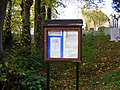 All Saints Church Notice Board - geograph.org.uk - 1026006.jpg