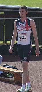 Allan Smith (high jumper) British high jumper