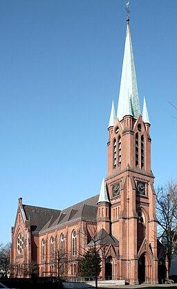 Alte Kirche Essen Altenessen