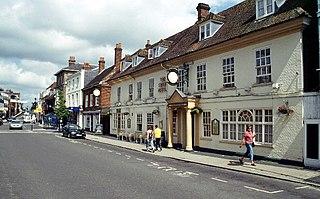 Alton, Hampshire town in Hampshire, England