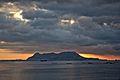 Amanecer, bahia de Algeciras..jpg