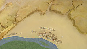 Tombs of the Nobles (Amarna) - Image: Amarna 2