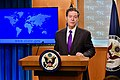 Ambassador Brownback Delivers Remarks on the Release of the 2017 International Religious Freedom Report 113 (42382928732).jpg