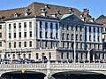 Amthaus I (Waisenhaus-Stadtpolizei Zürich) - Limmatquai 2015-02-26 12-43-34 (cropped).JPG