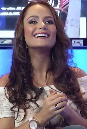 Ana Lucía Domínguez - Domínguez in 2014