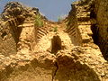 Ancient Temple Nandna Near Village Baghanwala hall Fallen inside view.jpg