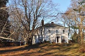 Follansbee House - Image: Andover MA Follansbee House