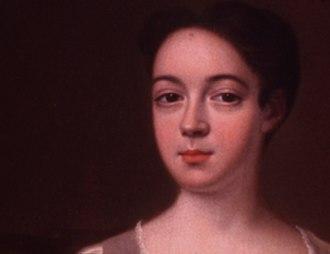 Athalia (Handel) - Anna Maria Strada, creator of the role of Josabeth