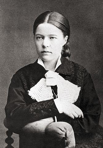 Сельма Лагерлёф (1881)