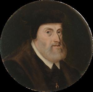 Treaty of Grimnitz - Emperor Charles V