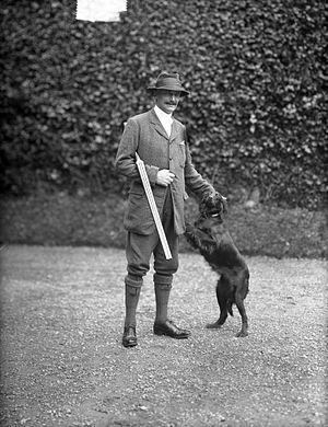 Langrishe baronets - Sir Hercules Langrishe, 5th Bt, 25 March 1913