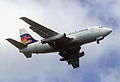 Ansett New Zealand Boeing 737-130; ZK-NEC, November 1988 BYU (5669736472).jpg