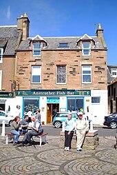 Anstruther Fish Bar - Wikipedia