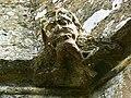 Anthropophagous grotesque, St Matthew's church, Coates - geograph.org.uk - 1516481.jpg