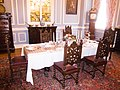 Antique dinner setting - Casa Loma.jpg
