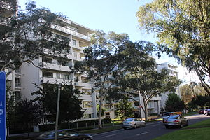 Turner, Australian Capital Territory - Apartments on Northbourne Avenue