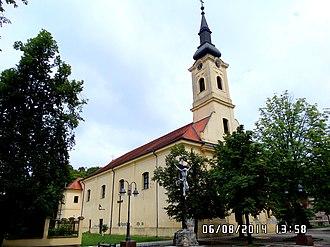 Apatin - Image: Apatin , Serbien , APW panoramio (2)