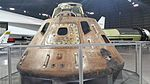 Apollo 15 Command Module at the National Museum of the United States Air Force.jpg