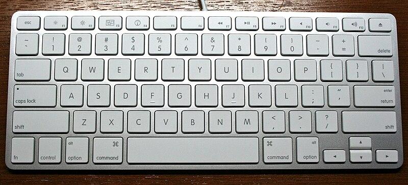 http://upload.wikimedia.org/wikipedia/commons/thumb/f/f2/Apple_iMac_Keyboard_A1242.JPG/800px-Apple_iMac_Keyboard_A1242.JPG